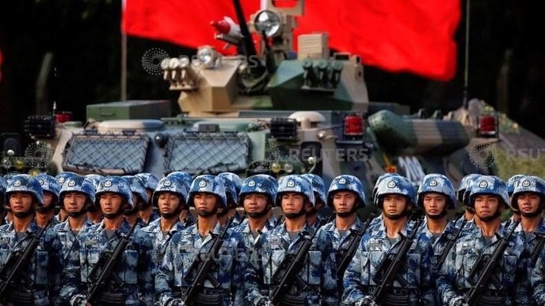 Ex-US-Armeechef in Europa: USA könnten sich schon in 15 Jahren mit China im Krieg befinden