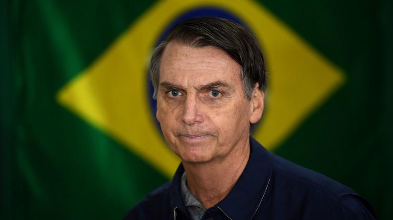 "Back to Diktatur: Brasilianischer Präsidentschaftskandidat Bolsonaro kündigt ""Säuberungen"" an"