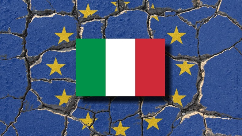 """EU lehnt Haushaltsentwurf Italiens ab: """"Italienische Schulden außer Kontrolle"""" (Video)"""