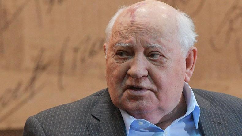 """""""Ein neues Wettrüsten hat begonnen"""" – Gorbatschow zum INF-Ausstieg der USA"""