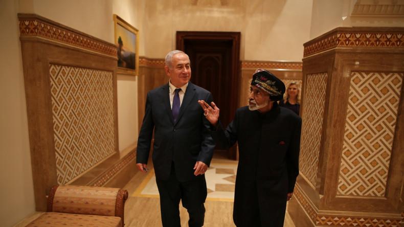 Netanjahu im Golfstaat Oman – Verhandlungen über Friedensprozess im Nahen Osten