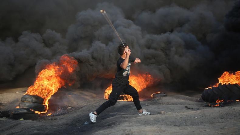 Eskalation in Nahost: Israel beschießt nach Angriffen Gaza