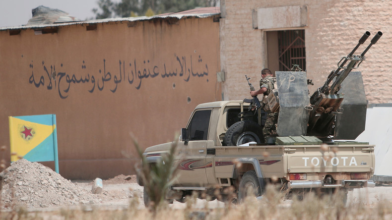 Tag nach Syrien-Gipfel: Türkei beschießt Kurdenmiliz in Nord-Syrien