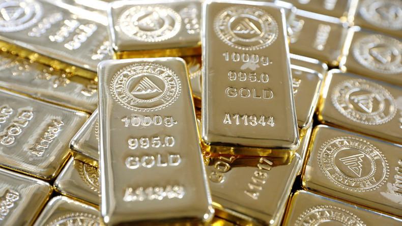 Geopolitische Verschiebung: Zentralbanken kaufen massiv Gold, um Abwendung vom US-Dollar abzusichern