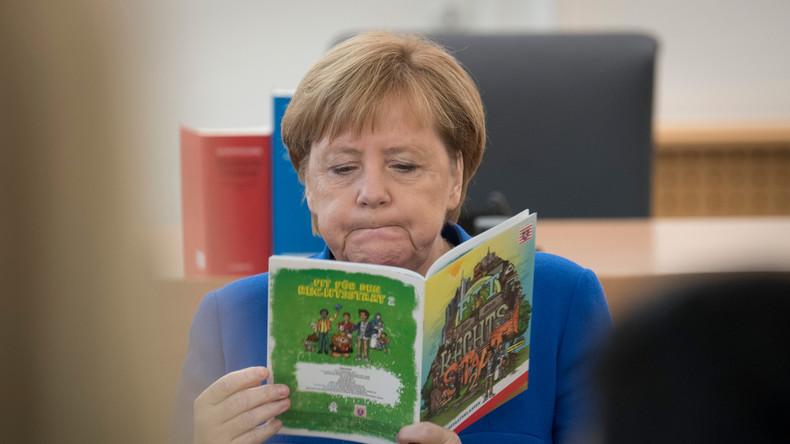 Merkel will Kanzleramt nach 2021 abgeben und auch keine Posten in der EU übernehmen
