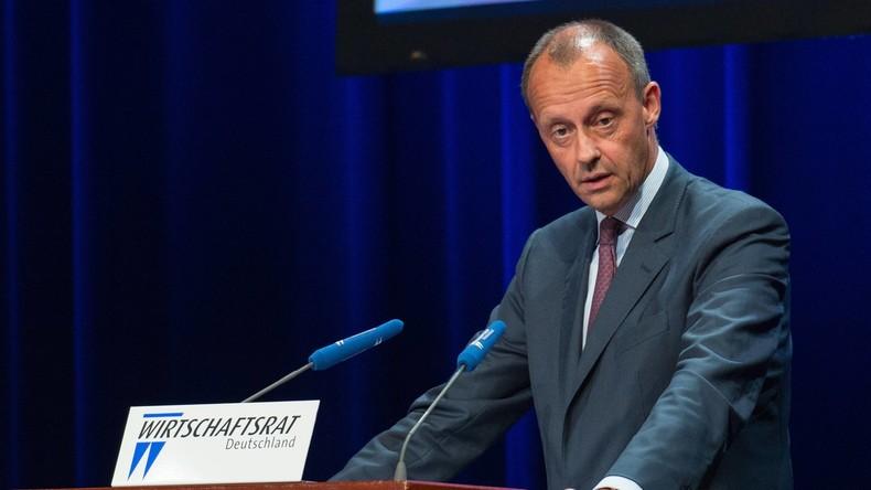 Willy Wimmer zur Kandidatur von Merz für Parteivorsitz: CDU als Instrument für US-Interessen