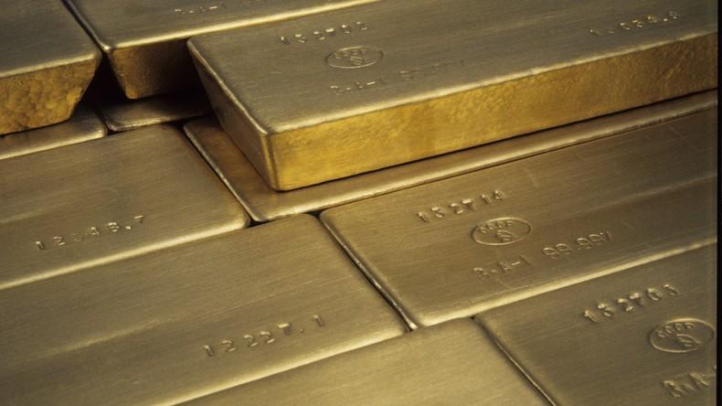 Mein Schatz! Mann mit Gold für halbe Million Euro in Rucksack in Russland gefasst