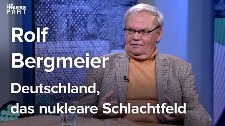 Oberst a.D. der Bundeswehr zur NATO-Nuklearstrategie: Deutschland ist das atomare Schlachtfeld