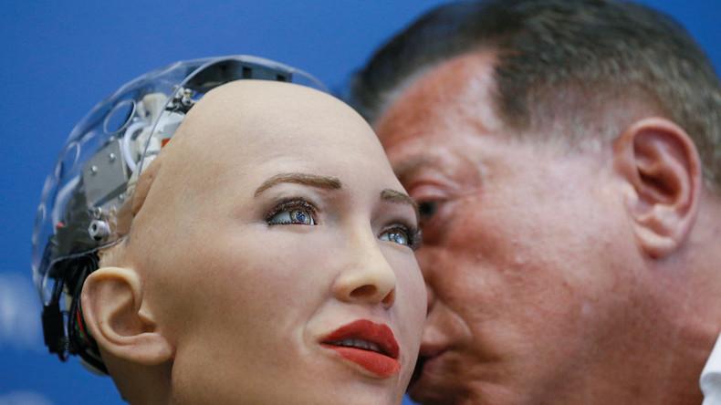 Verklagt von einem Roboter: Wenn humanoide Roboter zu juristischen Personen werden