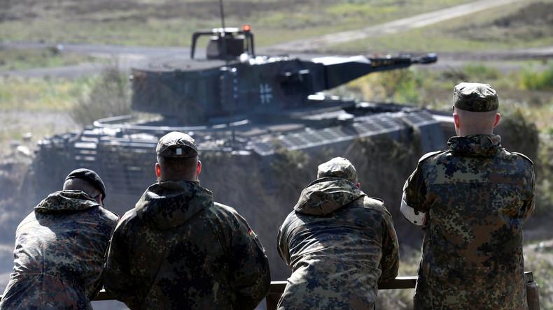 Wehrbeauftragter: Bundeswehr-Grundbetrieb leidet massiv unter NATO-Großmanöver Trident Juncture