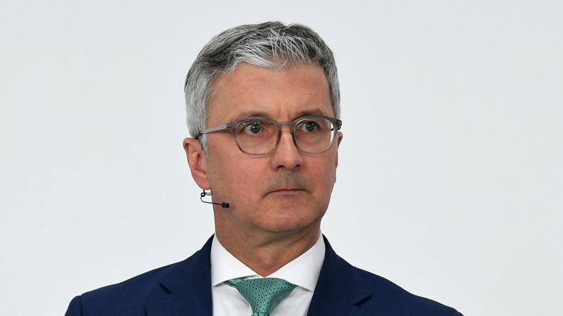 Inhaftierter Manager: Früherer Audi-Chef Stadler kommt frei