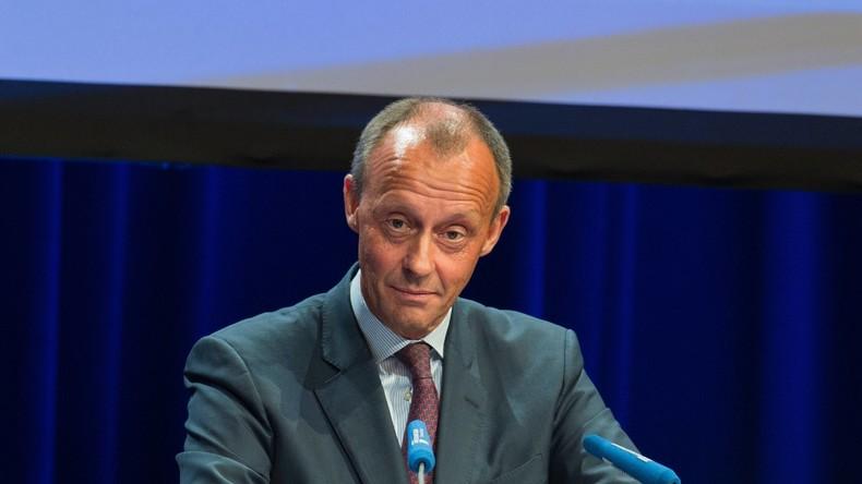 Das Transatlantiker-Rennen ist eröffnet: Merz kündigt offiziell Kandidatur für CDU-Vorsitz an