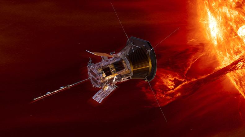 NASA-Sonde so nah an der Sonne wie kein Raumschiff zuvor