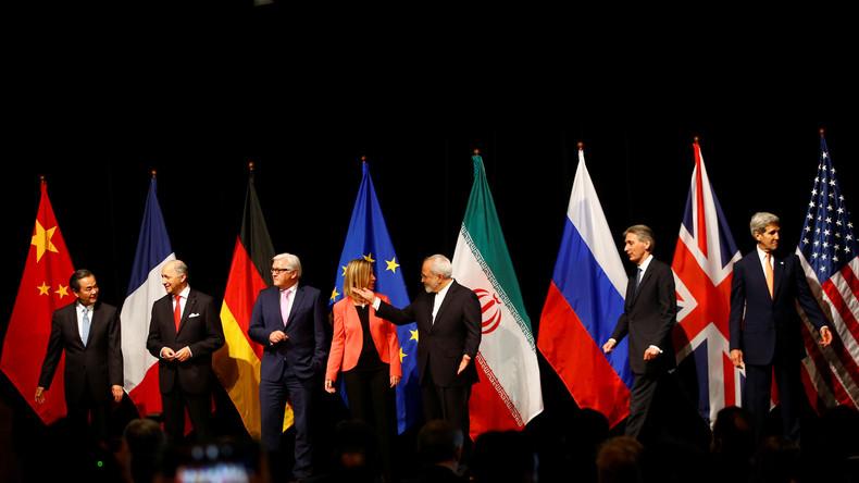 Interview mit iranischem Unternehmensberater: EU sollte sich US-Druck widersetzen