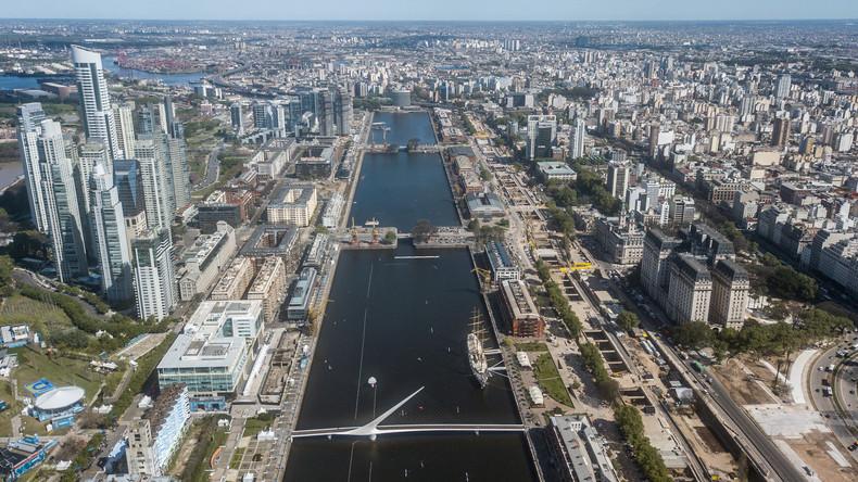 Bewohner von Buenos Aires müssen während G20-Gipfel nicht zur Arbeit