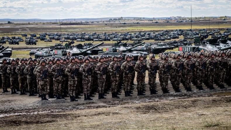Chinas Präsident Xi Jinping ordnet für das Militär Kriegsvorbereitung an