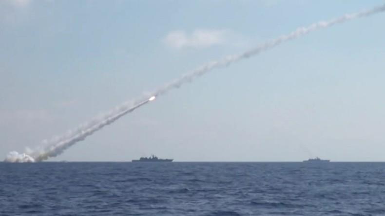 Russland plant Raketenübung in NATO-Manövergebiet