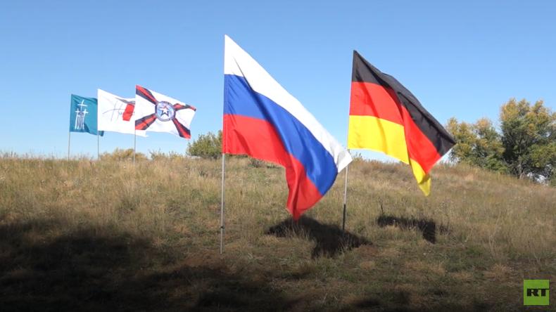 Auf dem Weg zur letzten Ruhe – Unterwegs mit Kriegsgräbern bei Wolgograd