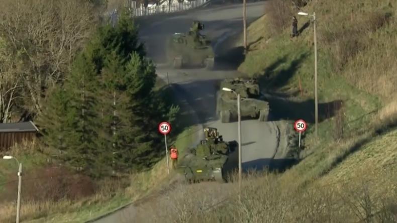 """""""Wir sind bereit"""" - NATO präsentiert Bilder von größter Militärübung seit Ende des Kalten Krieges"""