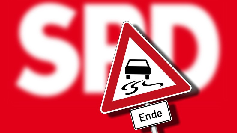 """SPD-Linke fordert Rücktritt der gesamten Parteispitze: """"Wir brauchen radikalen Neuanfang"""""""