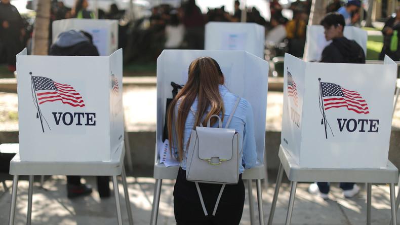 USA: Neues Wahlsystem soll Zweiparteien-Herrschaft brechen (Video)