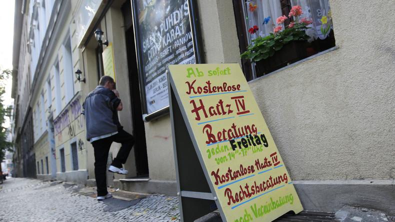 Während die Wirtschaft boomt: Jeder fünfte Deutsche lebt an der Armutsgrenze