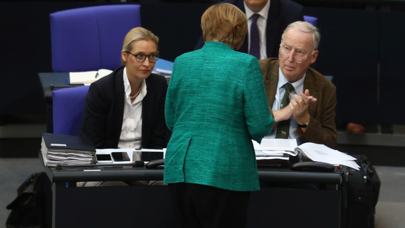 Merkels Rückzug hat begonnen – Und die AfD hat jetzt ein Problem
