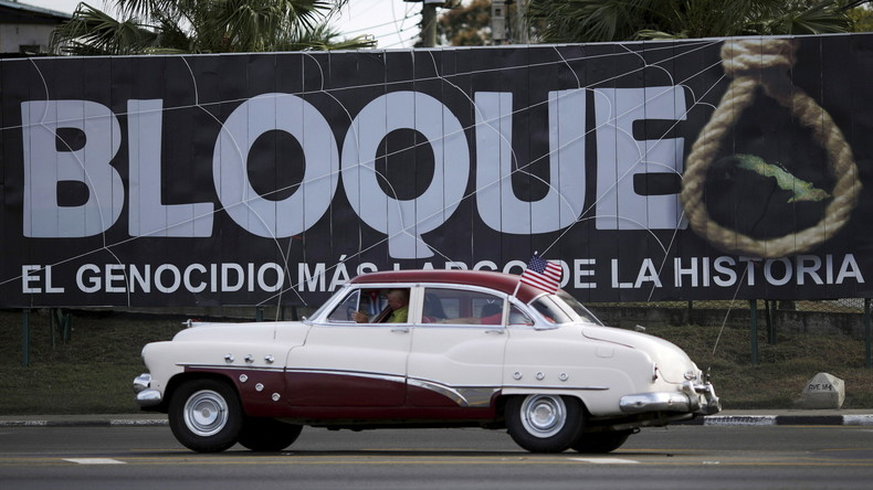 Überwältigende UNO-Mehrheit: Internationale Gemeinschaft verurteilt US-Blockade gegen Kuba
