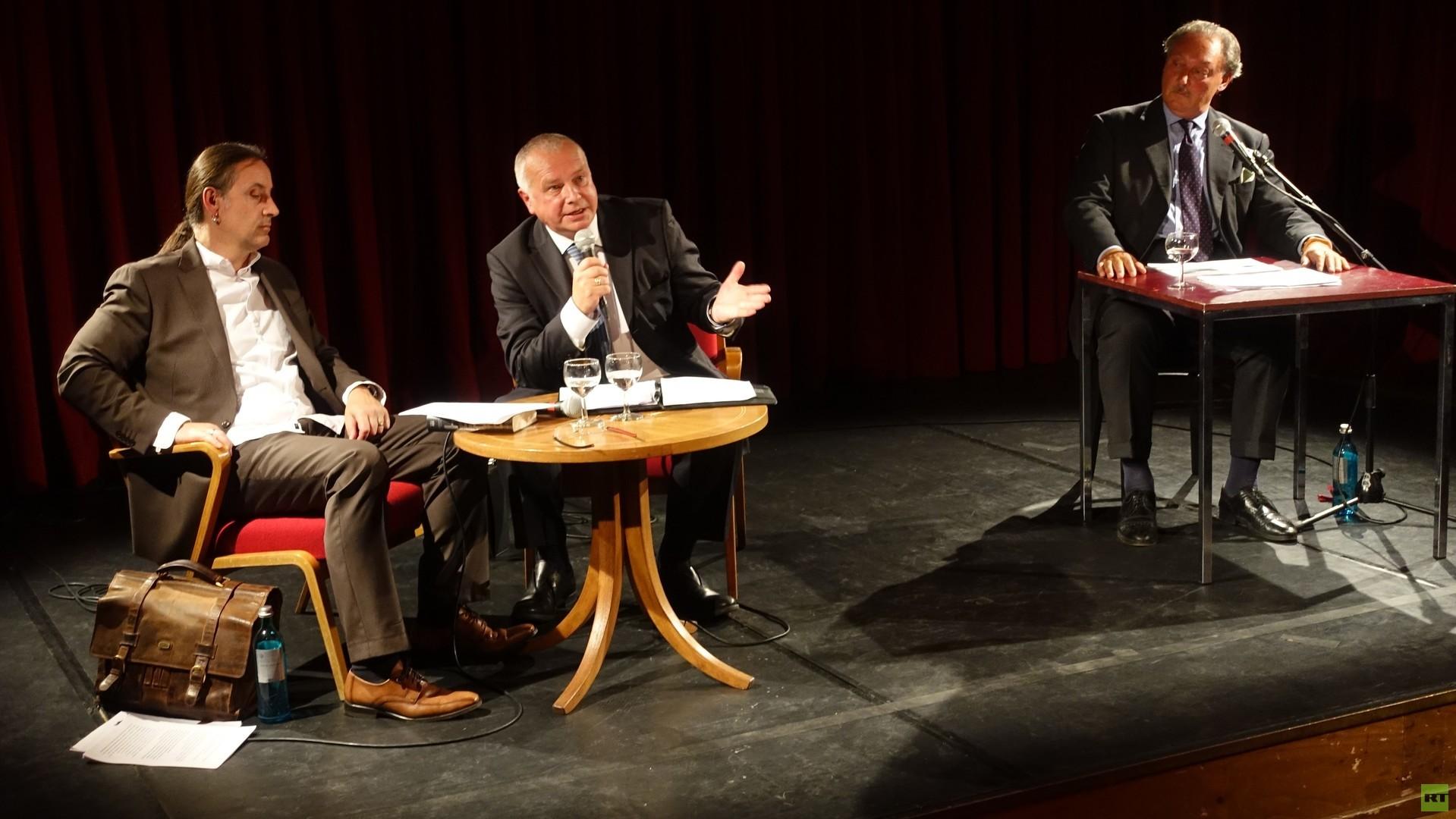 """Politthriller des Jahres? Alexander Rahr stellt sein neues Buch """"2054 – Putin decodiert"""" vor (Video)"""