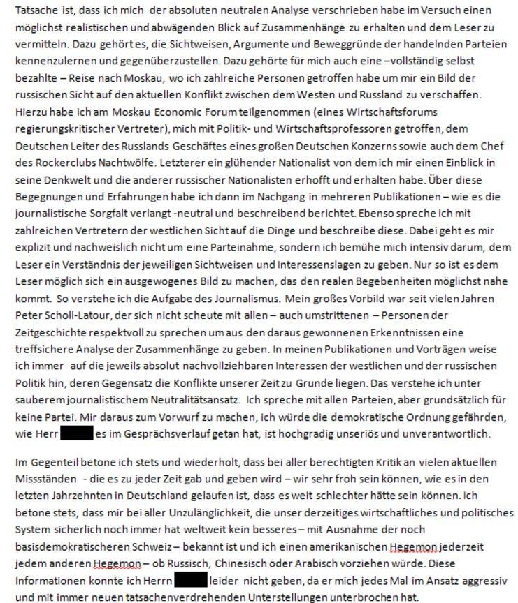 Auf der öffentlich-rechtlichen Anklagebank: Mr. Dax und sein RT Deutsch-Interview