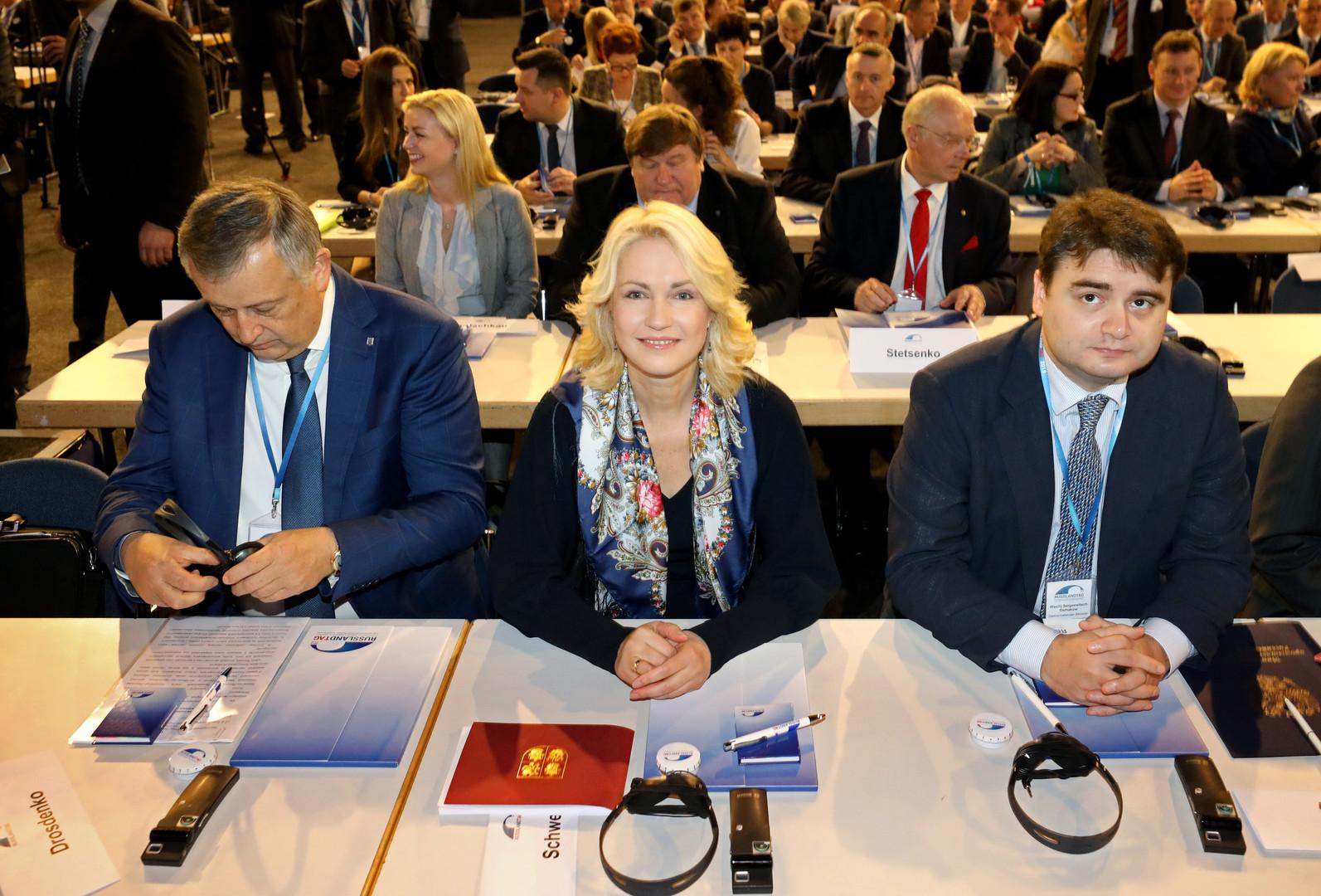 3. Russlandtag in Rostock eröffnet – Ministerpräsidentin Schwesig will engere Kontakte zu Russland