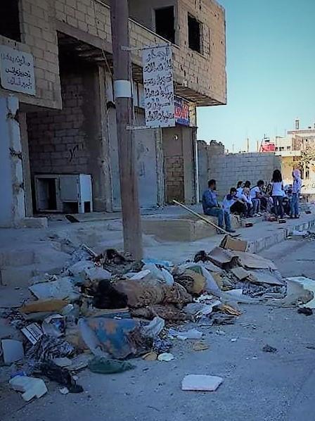 Syrien: Es war einmal ein Park in Beer Ajam