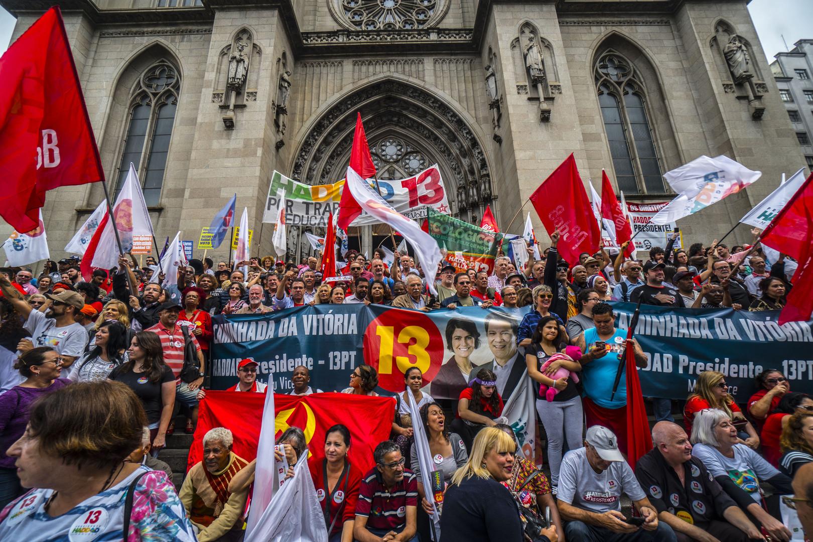 Noch ein Tag bis zu den Stichwahlen in Brasilien – Druck auf Universitäten und Gerichte nimmt zu