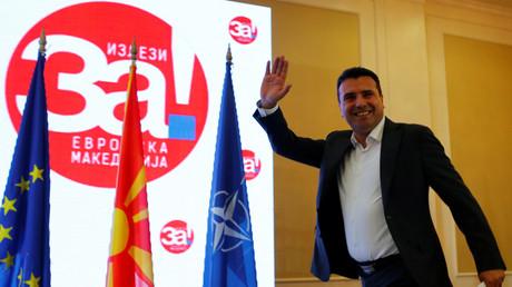 Verlierer, der sich als Gewinner sieht: Regierungschef Zaev