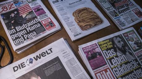 Wie berichtete die deutsche Presse diese Woche zu Themen wie