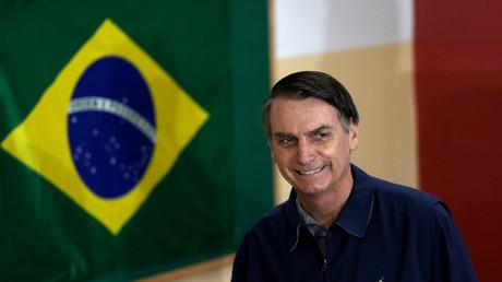 Rechter Kandidat Jair Bolsonaro gewinnt erste Runde der Wahl in Brasilien