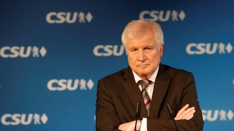 Sündenbock? Horst Seehofer am Montag in München