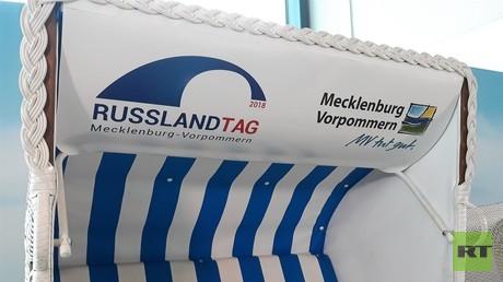 Fand auch dieses Jahr regen Zulauf: Der 3. Russlandtag in Mecklenburg-Vorpommern.