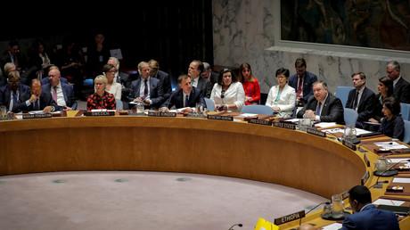 Video: UN-Sicherheitsrat diskutiert über die Lage in Syrien