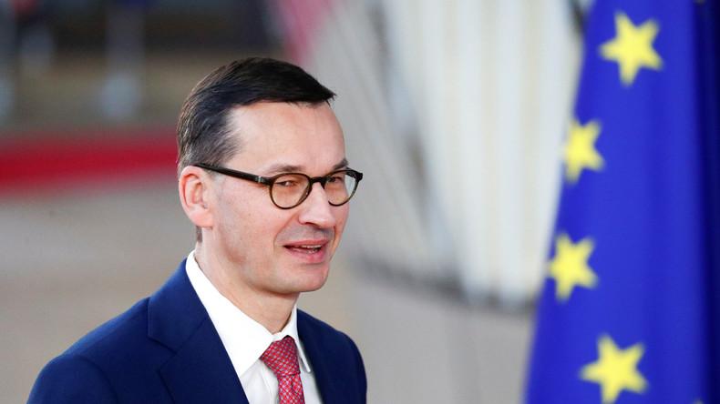 Warschau erzürnt Deutsche Medien mischen sich in innere Angelegenheiten Polens ein
