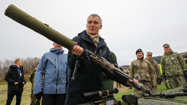 Linken-Abgeordneter Neu: Derzeitiges NATO-Manöver ist reine Provokation gegenüber Russland