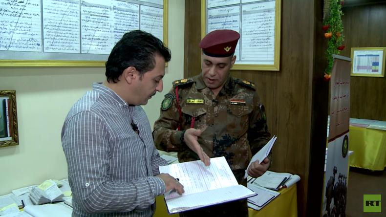 Exklusiv-Reportage von RT: Irakisches Militär legt IS-Finanzierungsquellen offen