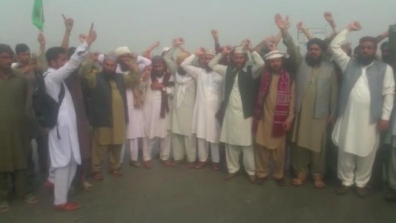 Pakistan: Massenproteste für Todesstrafe für Christin - Angeblich redete sie schlecht über Mohammed