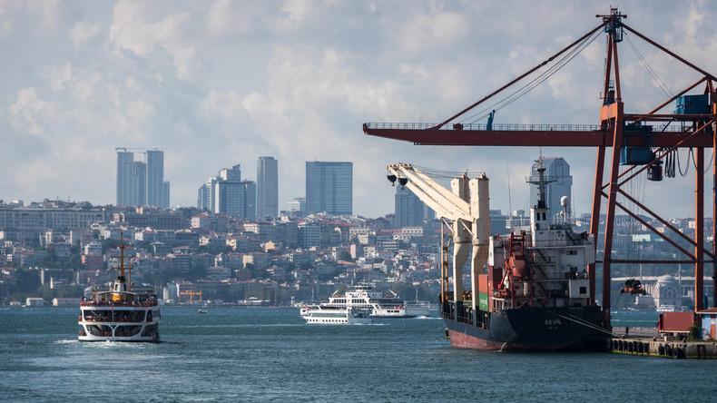 Russland, Indien und Iran wollen alternative Handelsroute zum Suezkanal schaffen