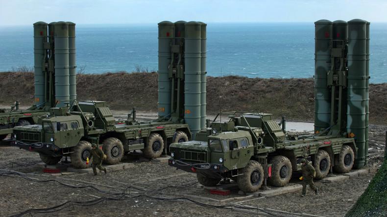 US-Dollar ausgemustert: Indien wickelt Kauf der russischen S-400-Luftabwehrsysteme in Rubel ab