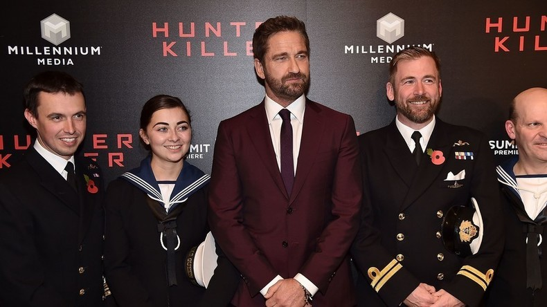 "Hollywood Action-Film ""Hunter Killer"": Lizenz zum Töten - aber nicht in Russland"