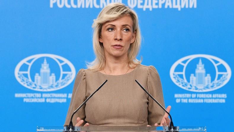 Moskau: USA führen Propagandakampagne gegen Russland, um INF-Austritt zu rechtfertigen