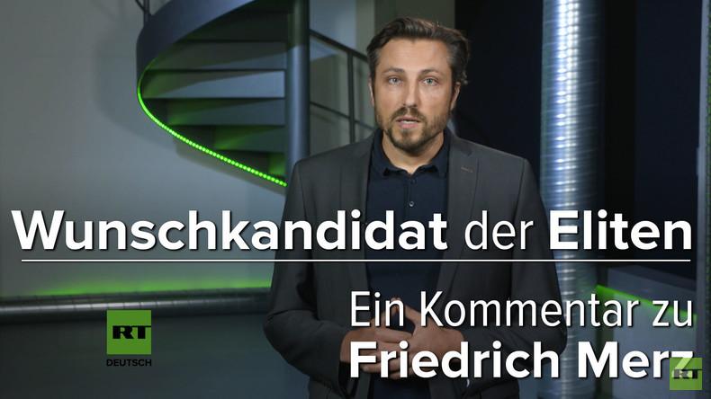 Wunschkandidat der Eliten – Ein Kommentar zu Friedrich Merz