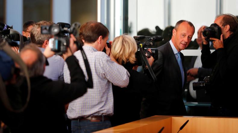 Dr. Gniffkes Macht um Acht: ARD-aktuell macht dem Merz die Räuberleiter