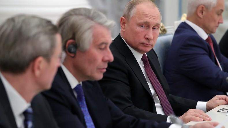 Mit Russland im Boot: Ost-Ausschuss will Deutschland und die EU zukunftsfähiger machen